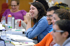 Students at the Institute for Educators 2010