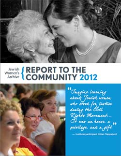 Report to Community 2012