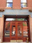 One Harvard St., home of the Jewish Women's Archive