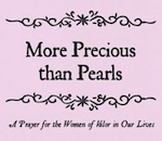 more precious than pearls