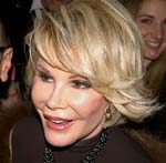 Joan Rivers, by David Shankbone